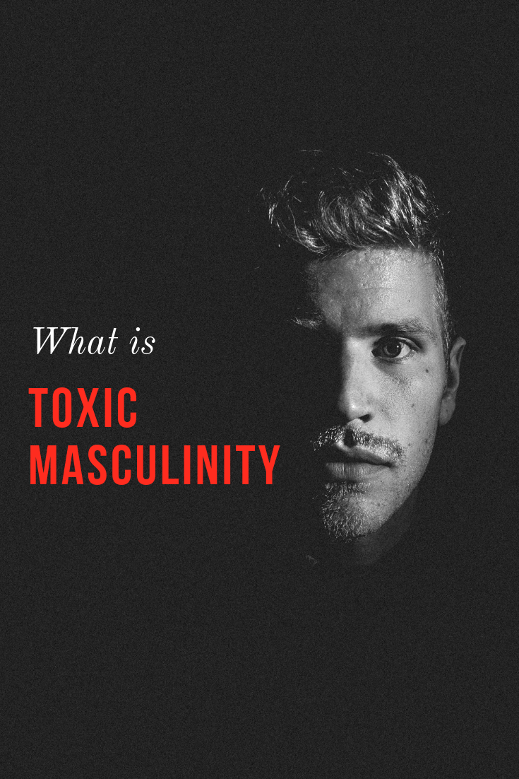 Psych Daily - What is Toxic Masculinity? Lessons from Shepherd Bliss